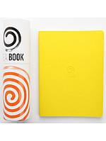 Мягкий Блокнот Victoria's Journal TEA BOOK A5 Желтый, фото 1