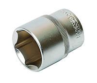 Головка торцевая 1/2 дюйма, 6 граней, 8 мм, Mastertool 78-0008