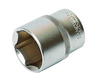 Головка торцевая 1/2 дюйма, 6 граней, 10 мм, Mastertool 78-0010