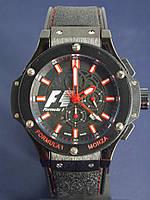 Мужские часы HUBLOT Formula 1 black, фото 1