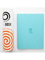 М'який Блокнот Victoria's Journal TEA BOOK A5 Синій