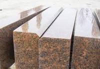 Камень бортовой полированный или термообработанный
