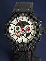Мужские часы HUBLOT Ferrari Skeleton BW