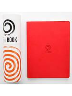 Мягкий Блокнот Victoria's Journal TEA BOOK A5 Красный, фото 1