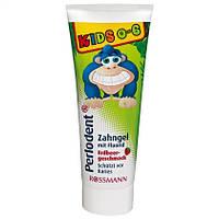 Perlodent Zahngel für Kinder - Зубная паста-гель для детей