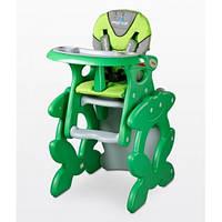 Стульчик для кормления Caretero Primus - green