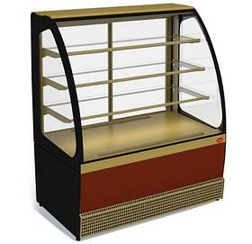 Витрина холодильная кондитерская C-13Gn