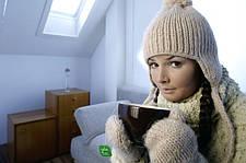 Як зігрітися в квартирі без опалення? (Українська)