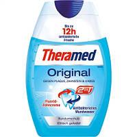 Theramed 2in1 Original Zahncreme & Mundwasser - Зубная паста и ополаскиватель рта 2в1