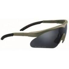Очки Swiss Eye Raptor, 3 комплекта сменных линз. ц:зеленый