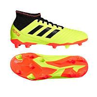 Футбольные бутсы детские adidas JR Predator 18.3 FG DB2319 6bf0acb2af9f5