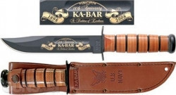 "1225 Ніж KA-BAR ""US Navy"" дов. клинка 17,78 см."