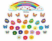Набор для выставки детских работ Бабочки