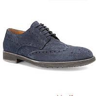 Туфли мужские Geox цвет синий размер 45 арт U62Y7E000ZRC4002