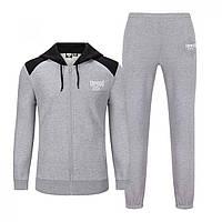 Спортивный костюм Tapout Jogging Grey/Black - Оригинал