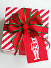 Варианты новогодней упаковки подарков