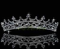 Диадема на голову свадебная Корона