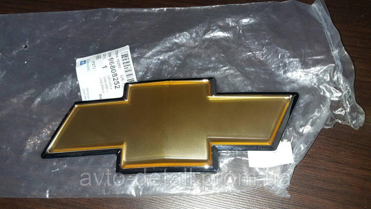 Эмблема-крест решетки радиатора Авео 4 Т255 (GM) 96808252