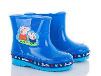 """Сапоги детские  """"Class Shoes""""(SZ689 синий) 5 пар р.28-32 (2P/NS-4114)"""