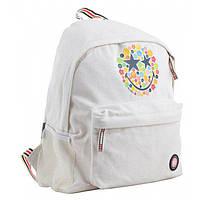 Невеликий білий рюкзак Yes! арт. 555540