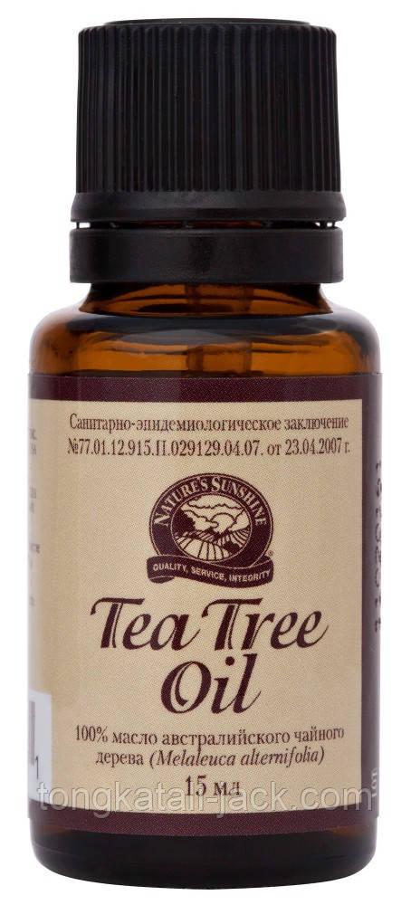 Масло чайного дерева (Tea Tree Oil)