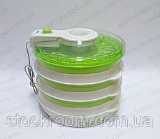 Сушка для ягід і грибів 6 ярусів 400 Вт MPM MSG 06 дегидратор