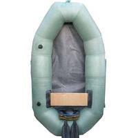 Бюджетная надувная лодка Лиса 1-местная