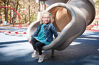 Преимущества покрытий из резиновой крошки, для детских площадок
