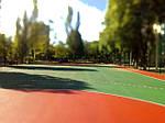 Современное покрытие для игровых и спортивных площадок