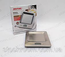 Весы кухонные MPM MWK-04M электронные