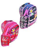 Рюкзак школьный GB1757P, ЯРКИЙ - 15&quot + пенал, 36х25х10 см. (24, 1, 24)