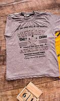 Футболка для мальчика Superdry 1. Размер 11 (146 см), 13 (158 см)