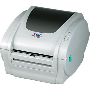 Компактный настольный принтер печати этикеток tsc tdp 244