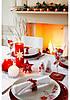 Как украсить новогодний стол?