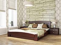 """Кровать  из натурального дерева """" Селена Аури"""""""