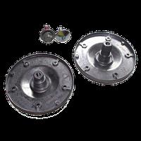 Фланцы, суппорта барабана для стиральной машины Whirlpool Original 480110100802