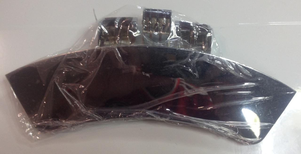 Ручка люка для стиральной машины Samsung (Самсунг) DC64-01442C никель