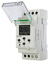 Реле часу PCZ-523.2 програмоване 24-264В AC/DC F&F
