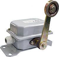 Концевой выключатель серии ПП 741 (рычаг)
