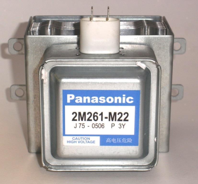 Магнетрон микроволновой печи 2M261-M22 (Не инверторный)