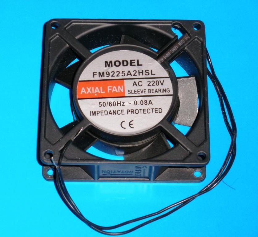 Вентилятор холодильника 92x92x25mm