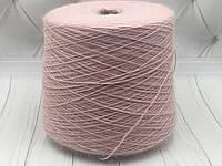 Итальянская пряжа ANGOR BABBLY ( розовый ) Ангора 70%, меринос 10%, па 20%. 500 м./100 гр.