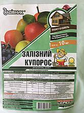 Железный купорос 10 кг (фунгицид, антисептик)