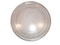 Тарелка для микроволновой печи плоская 245 мм