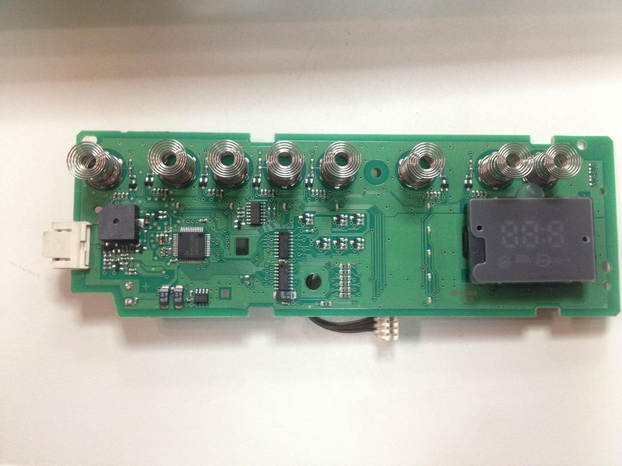 Модуль индикации Bosch-Siemens (Бош-Сименс) для стиральных машин