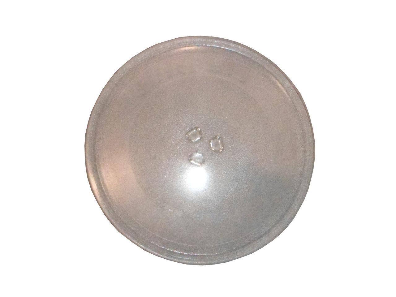 Тарелка микроволновой печи d=255мм под куплер (универсальная)