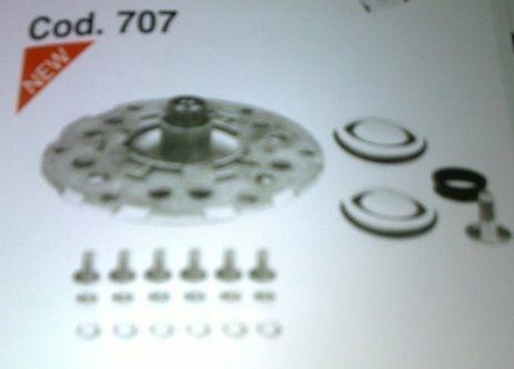 Фланец Bosch 707 для стиральной машины