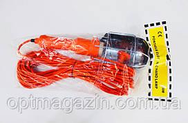 Лампа переносная гаражная 10м оранжевая
