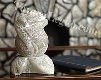 Соляная лампа - Роза (11 кг)