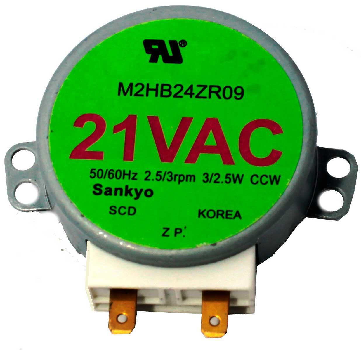 Двигатель поддона для микроволновки M2HB24ZR09